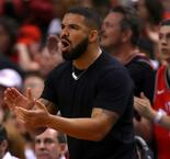 Raptors Fan Drake Offers Support For 'True Warrior' Durant