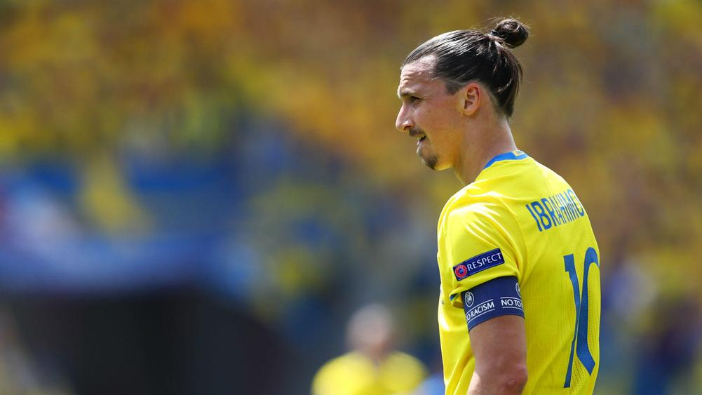 'Welcome to Zlatan' - Ibrahimovic makes play for LA's heart