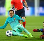 Neymar: Champions League qualification 'practically impossible' for Barcelona