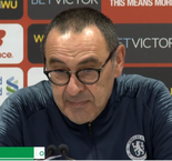 I hope it's nothing serious - Sarri on Rudiger injury