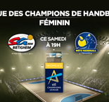 EHF Champions League : Bietigheim - Metz en direct vidéo