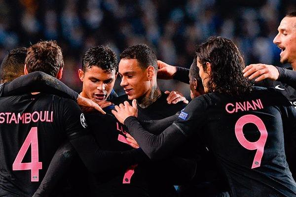 Malmo 0-5 Paris Saint-Germain