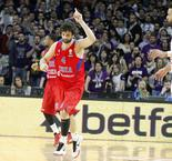 CSKA too strong for Real in Euroleague