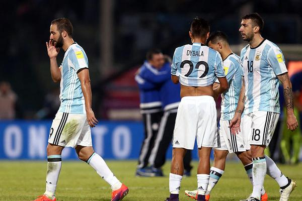 Conmebol 2018 World Cup Qualifiers: The Rocky Road to Russia.