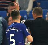 Chelsea manager Sarri charged by FA