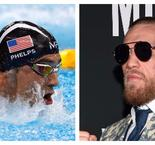 Gloves for goggles: Phelps offers McGregor 50m head start in swimming challenge
