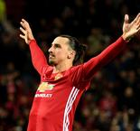 Manchester United Man Zlatan Ibrahimovic Lands Premier League Player Of The Month