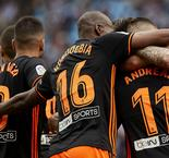 Valencia secures UCL spot after Betis loss