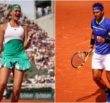 French Open Diary: Real Madrid support Nadal and Mladenovic mania in full swing