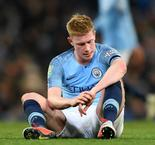 Guardiola: De Bruyne nearing Man City return