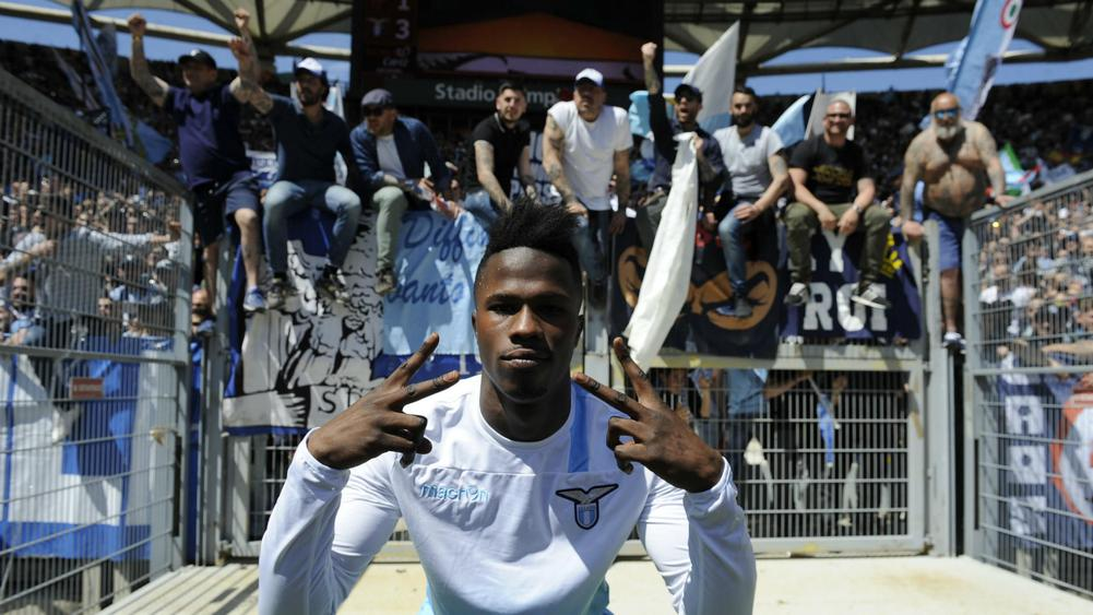 AC Milan have reached agreement with Lazio over Keita, says agent