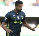 Khedira out for a month after heart treatment