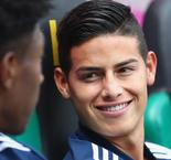 James satisfied with Bayern bow