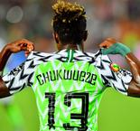 Chukwueze Scores Nigeria Opener Against South Africa