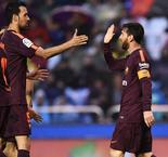 Messi liked Busquets after just three days of training – Guardiola