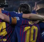 Barcelona 2-0 Sevilla: Messi Doubles The Lead