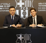 Sergi Roberto Signs New Barcelona Deal
