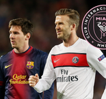 Report: David Beckham Has Contacted Lionel Messi About A Move To MLS With Inter Miami