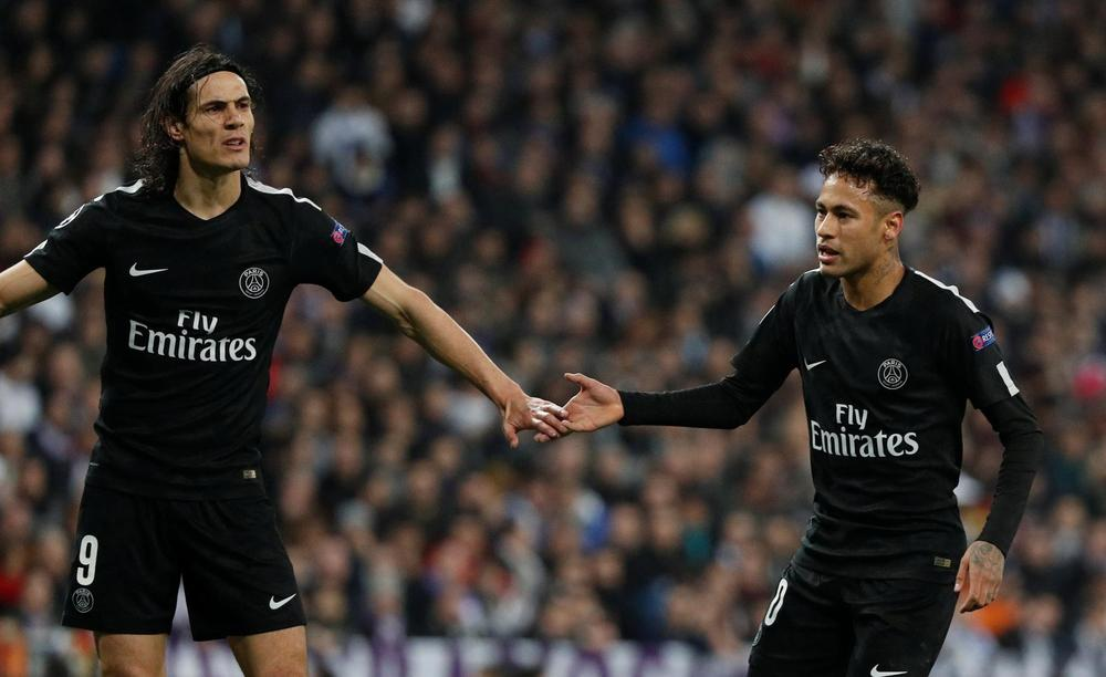 PSG aim to have Neymar back before season´s end