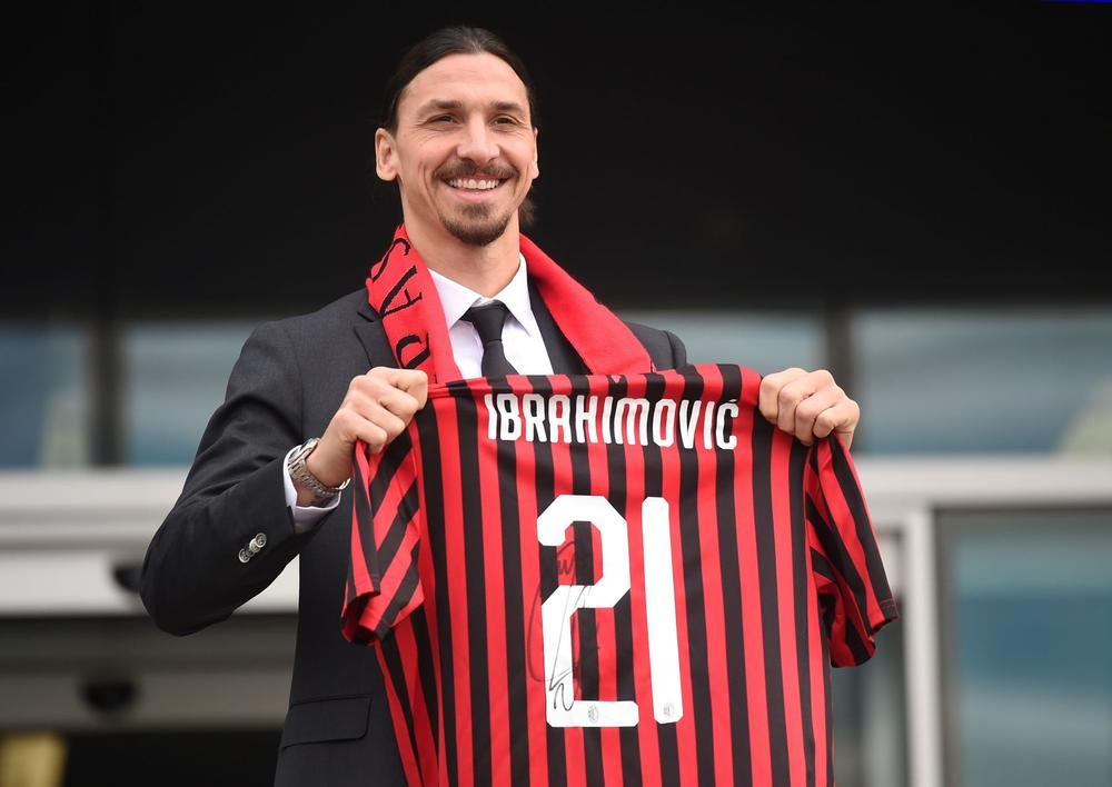 Zlatan with a Point to Prove on AC Milan Return