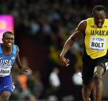 Coleman determined to deny Bolt a golden farewell