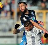 Empoli 0 Inter 1: Keita decisive late on for Spalletti's men