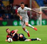 Late equaliser proves costly for Roma