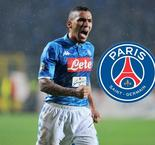 Report: PSG Finalizing Deal For Napoli's Allan