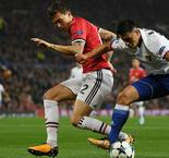 Victor Lindelof Happy With Old Trafford Debut