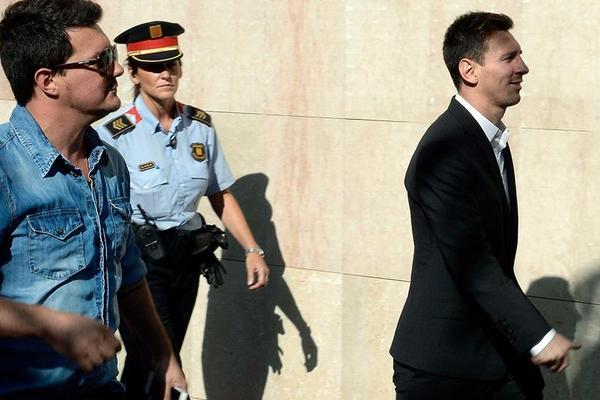 Legal Troubles at Barça & Match-Fixing in Tennis