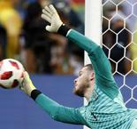 De Gea saves single shot at FIFA World Cup