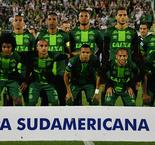 Flight Carrying Brazilian Club Chapecoense In Accident