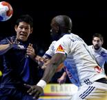 Handball WC 2017 - JAPON 19 FRANCE 31