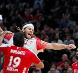 Olympic champs Denmark struggle past Bahrain