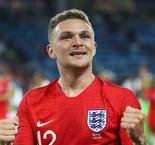 England defeats not concerning for Trippier