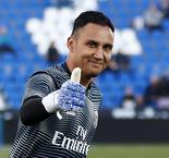 Report: Real Madrid Set To Send Navas Away In Summer, With Courtois Firmly Future Starter