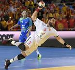 Handball WC 2017 – Slovenia 29 Macedonia 22