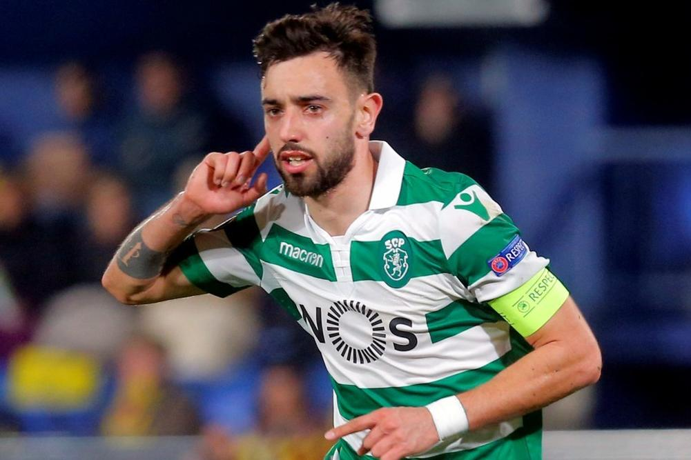 Mercato Sporting: Bruno Fernandes pour remplacer David Silva à City ?