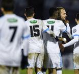 Germain strikes as Marseille edge out fourth-tier Epinal