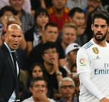 Zidane can be Real Madrid's saviour, says Isco