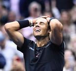 Nadal wins 16th grand slam at US Open