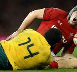 Wales centre Davies ruled out for six months