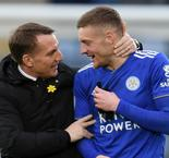 Vardy Can Hurt Any Team – Rodgers Warns Man City