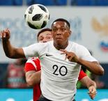 "Deschamps: ""Martial a un potentiel incroyable"""