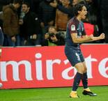 Paris Saint-Germain 2 Lyon 0: Own goal double maintains 100 per cent start for Emery's men