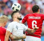 France And Denmark Both Go Through After World Cup's First Scoreless Draw