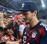 Hummels joins Mata in charitable cause