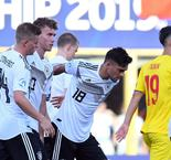 Germany sets up final showdown against Spain