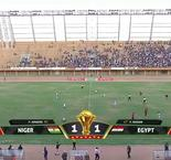 AFCON 2019: Niger 1 Egypt 1