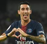 Di Maria signs new three-year PSG deal